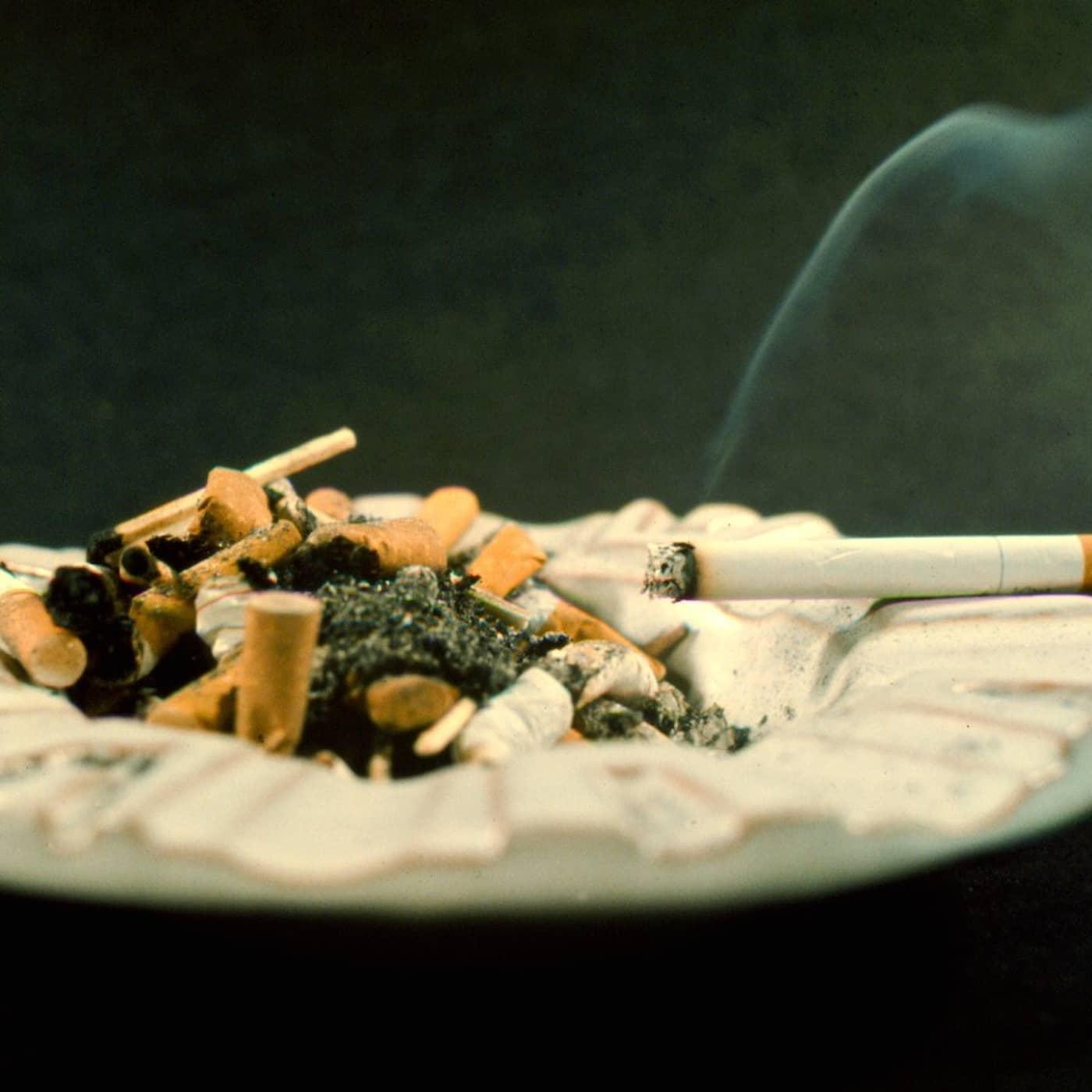 Om rökning