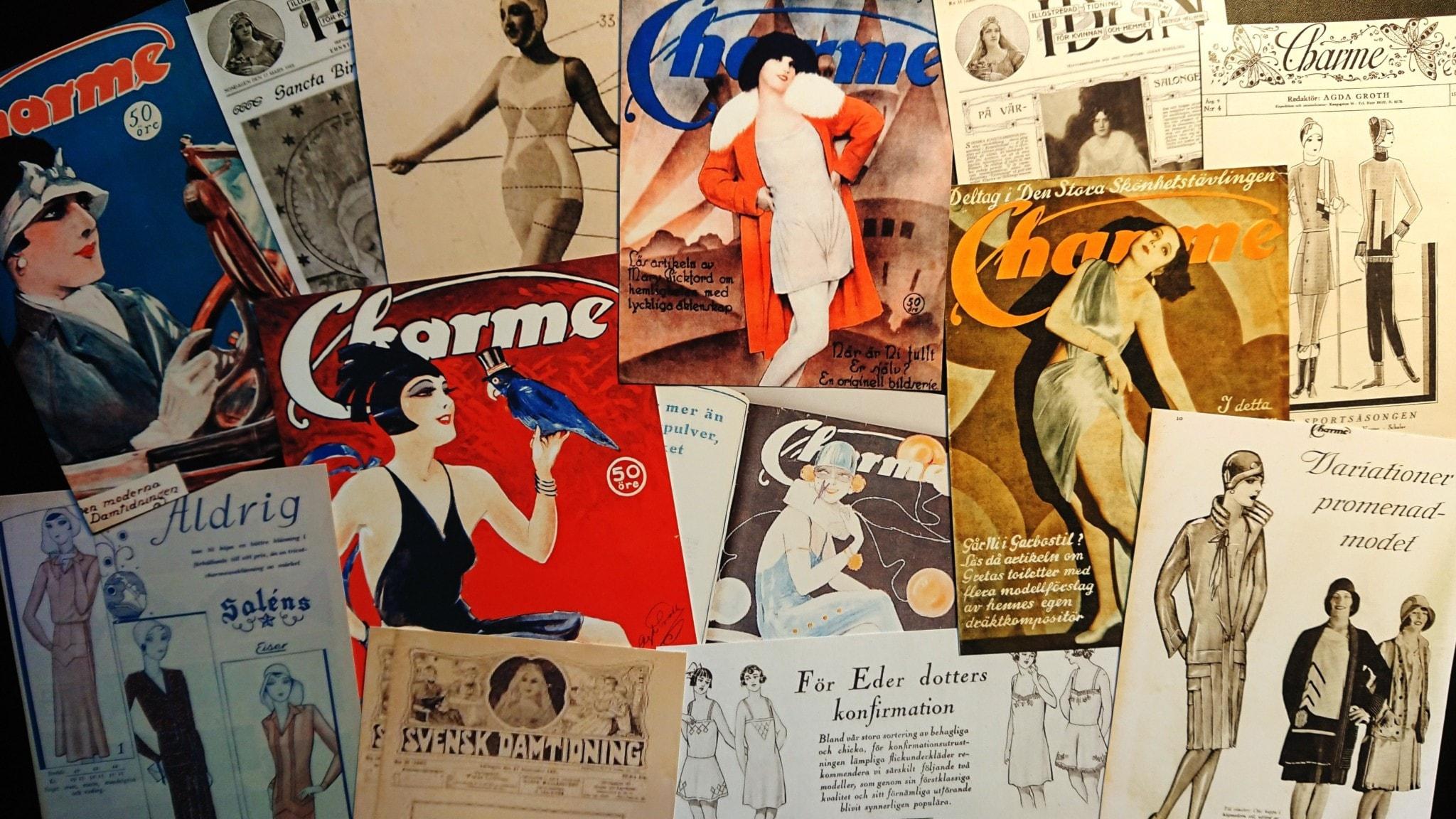 Om 1920-talets moderna kvinna