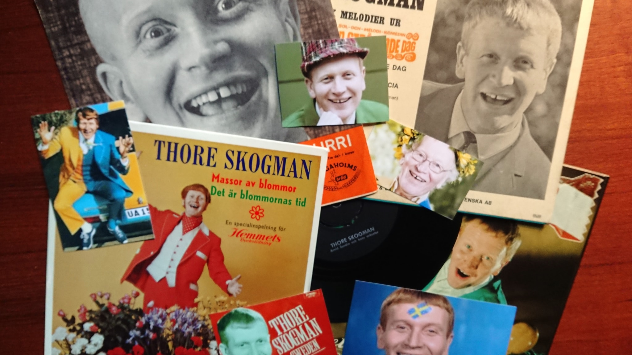 Om Thore Skogman