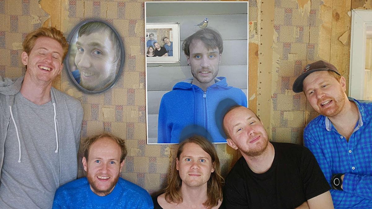 Björnstammen Foto: Max Gertrudsson