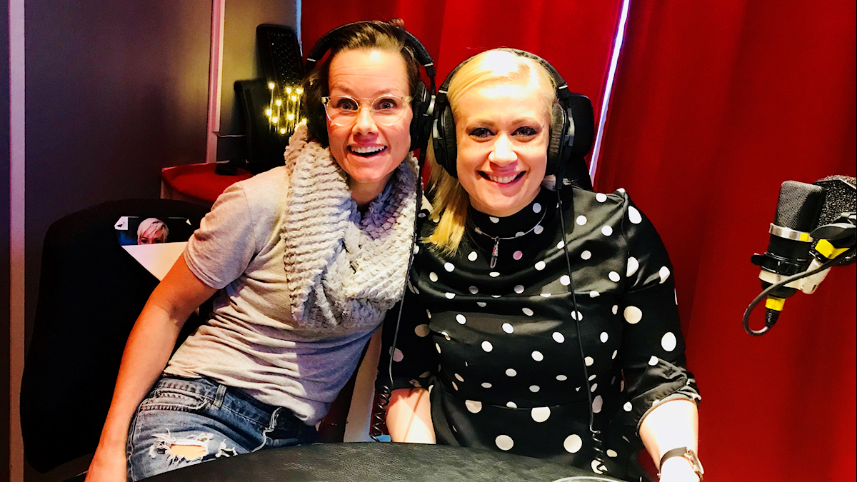 Linda Bengtzing med gäst Maria Persson