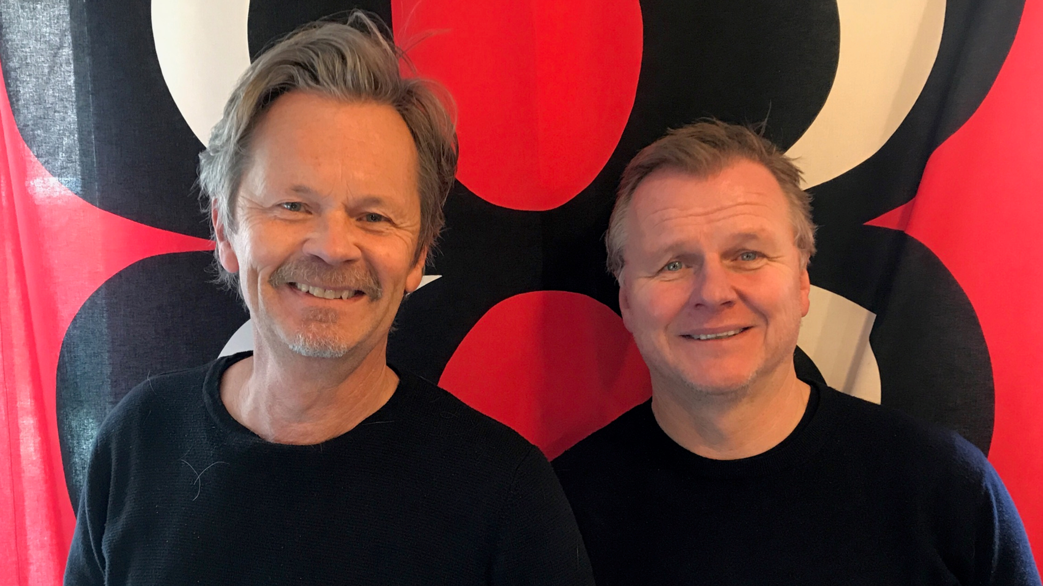 Anders Glenmark gör debut som programledare för Jukeboxen!