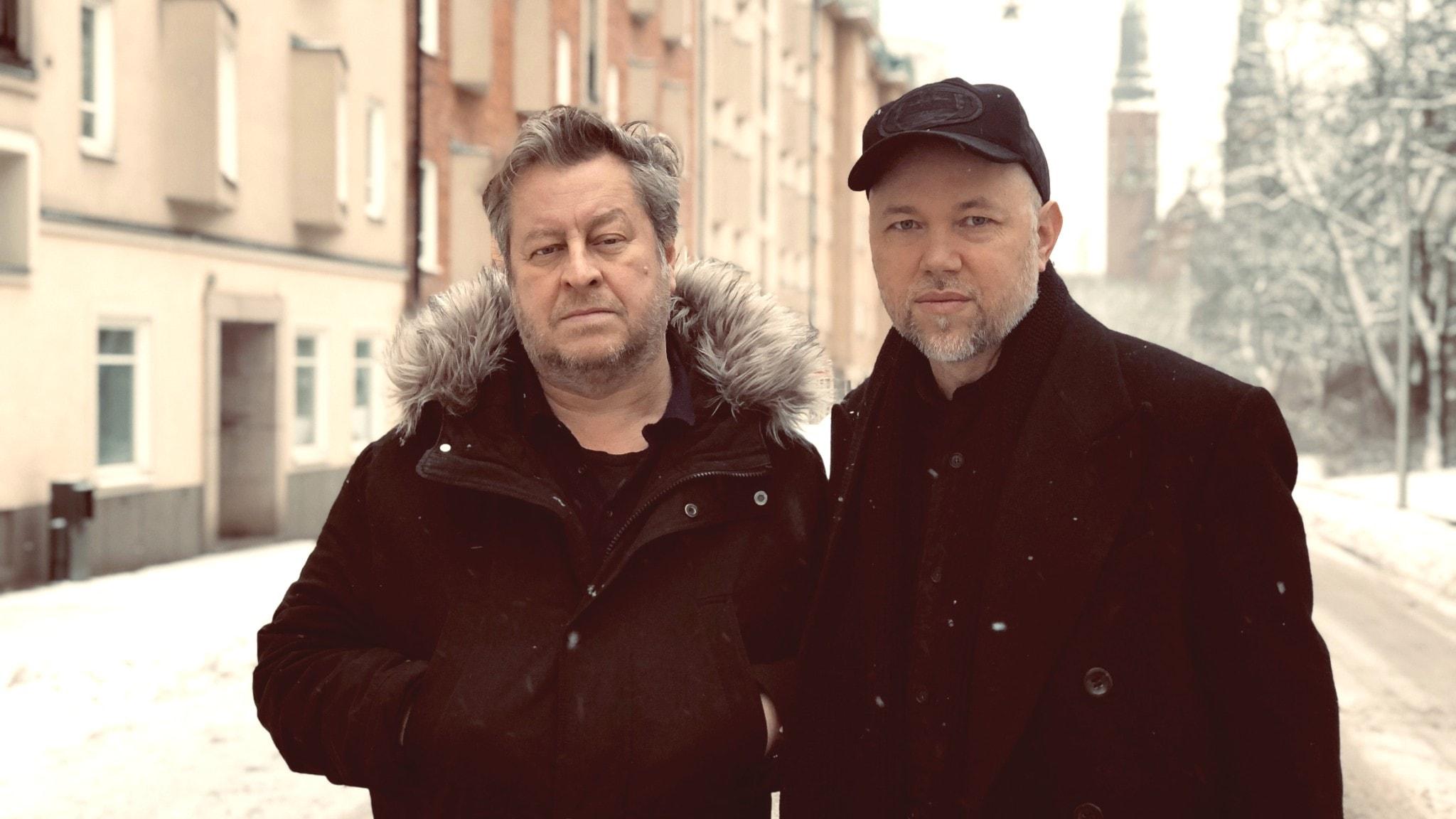Mauro Scocco och Tomas Andersson Wij