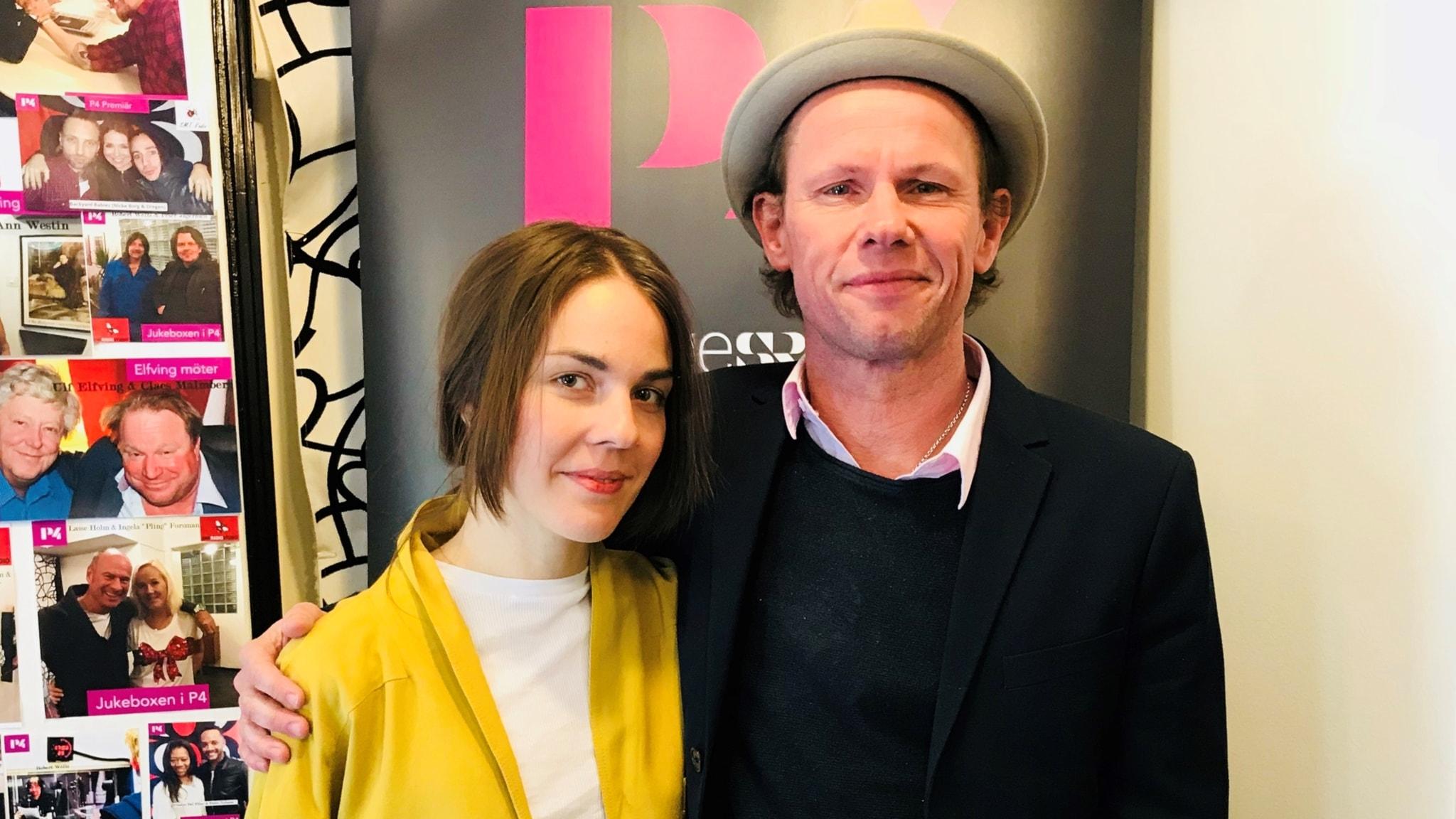 Isabella Lundgren & Bo Sundström