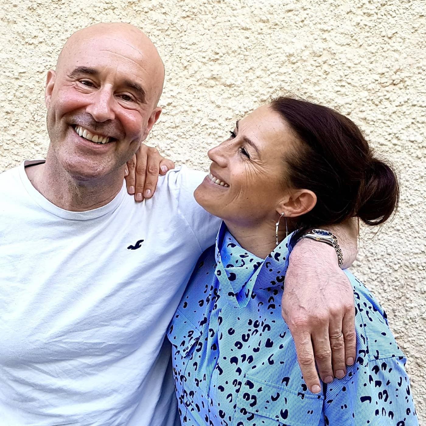 Jill Johnson och Mark Levengood är tillbaka