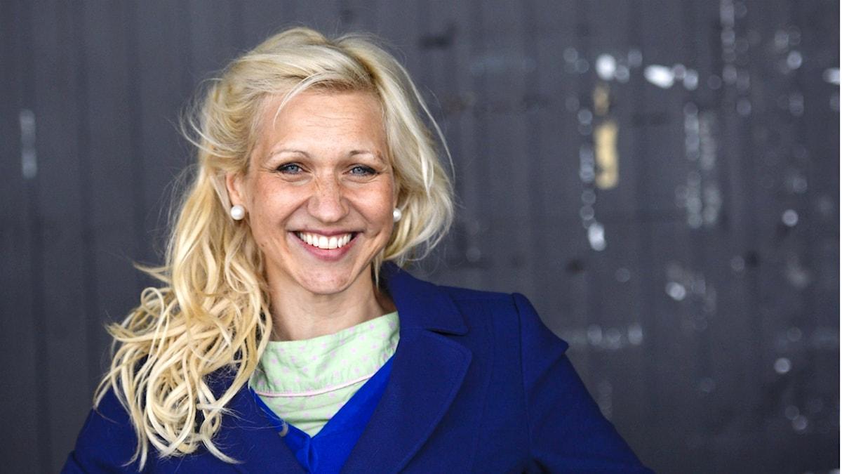 Gunhild Carling. Foto: Per Larsson/TT