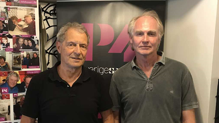 Adolphson & Falk om sina 50 år tillsammans som duo.