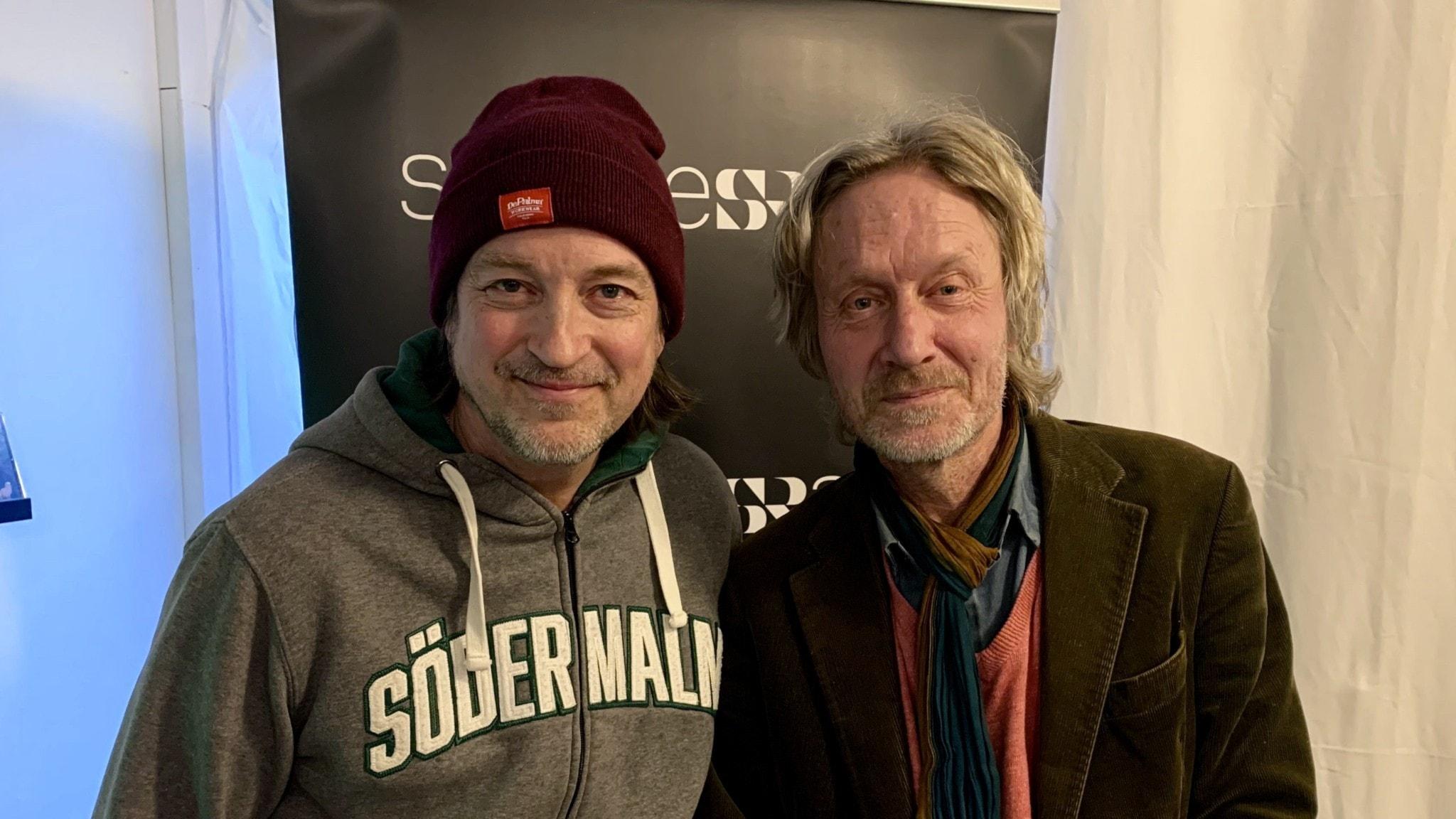 Wille Crafoord och Bengt Ohlsson