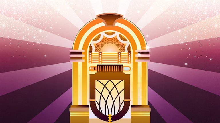Programbild för Jukeboxen i P4