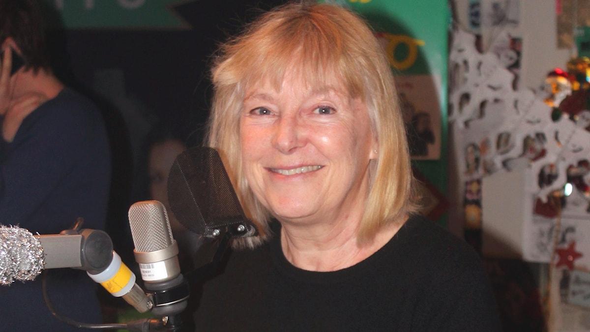 Foto: Camilla Fågelborg/Sveriges Radio