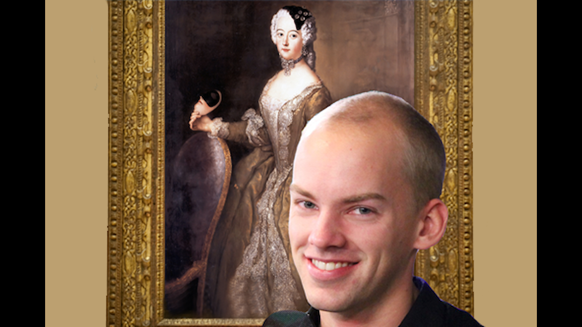Drottning Lovisa-Ulrika & Erik Petersson
