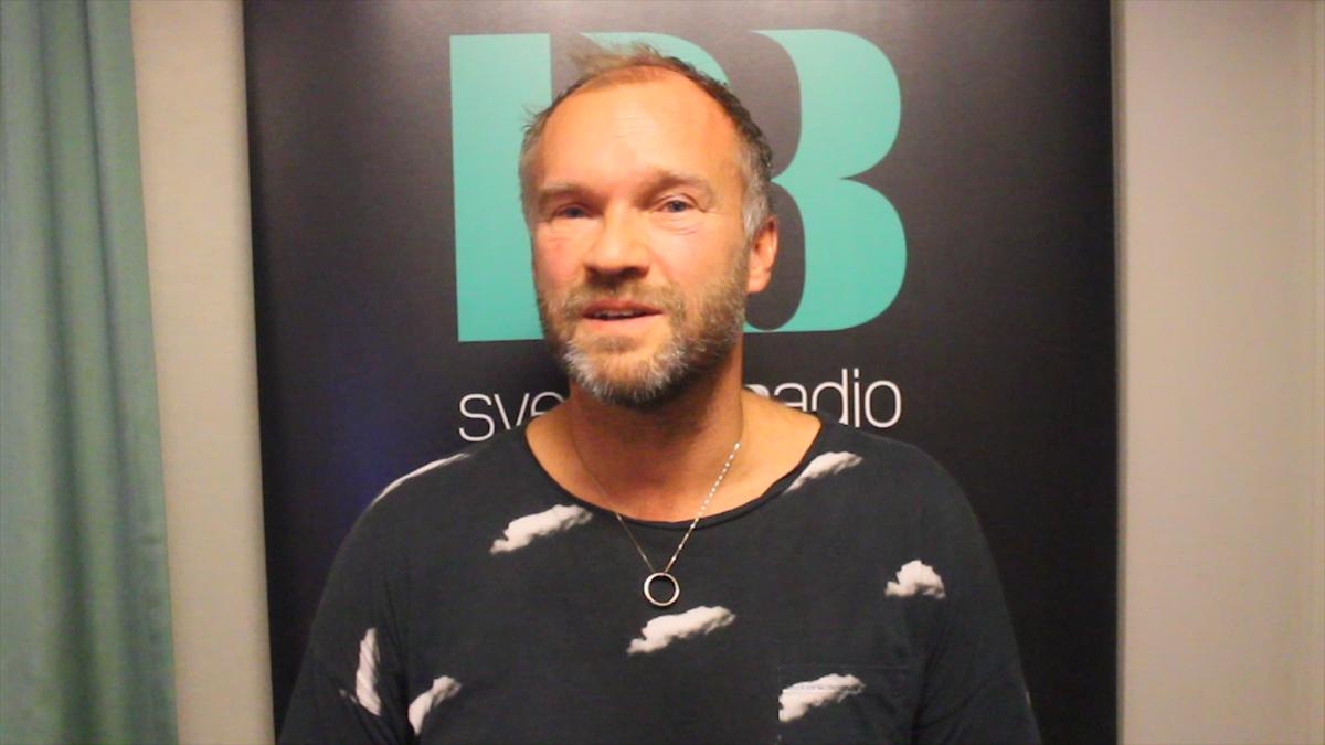 Idrottspsykologen Göran Kenttä. Foto: Paulo Saka/SR