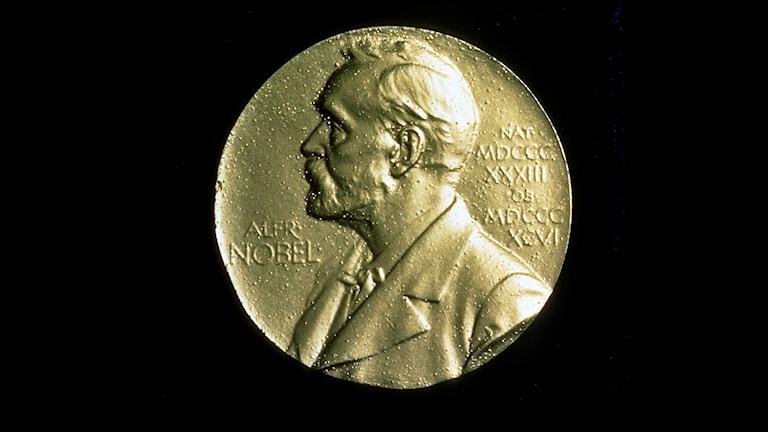 Nobelmedalj
