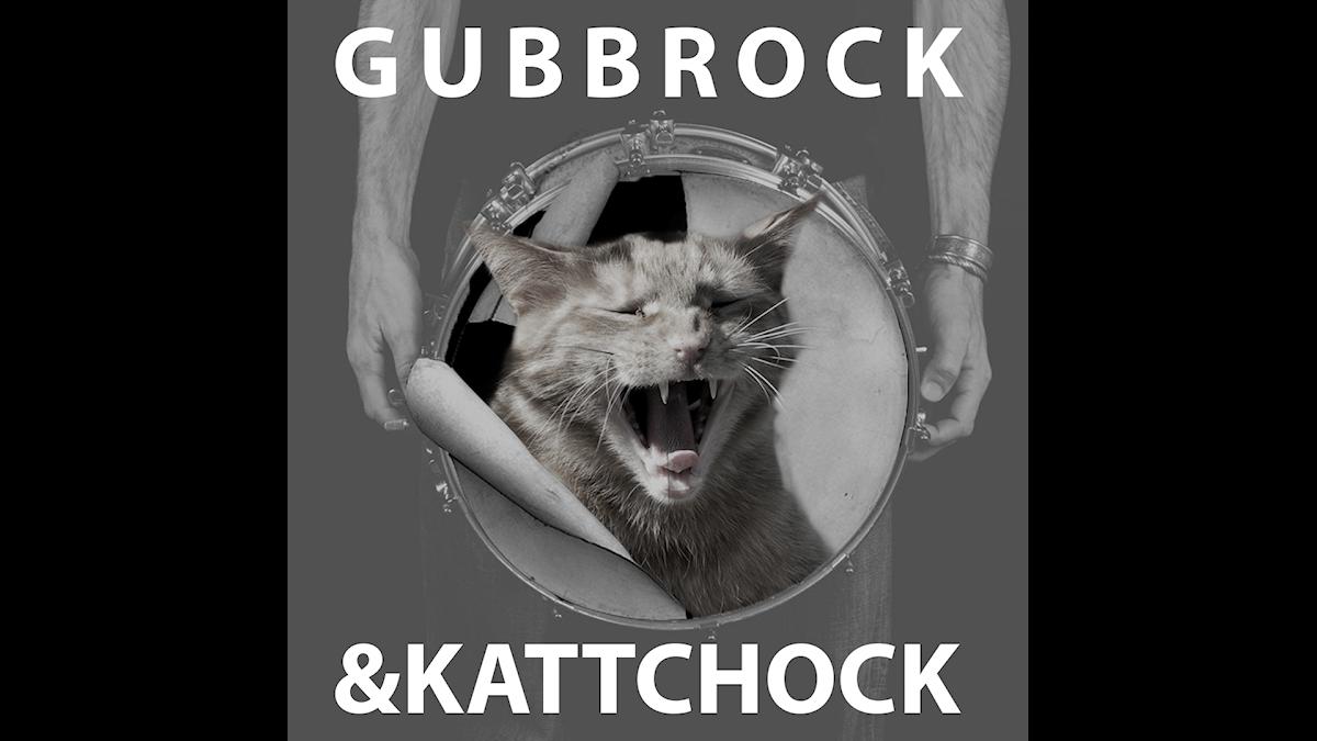 Gubbrock och kattchock