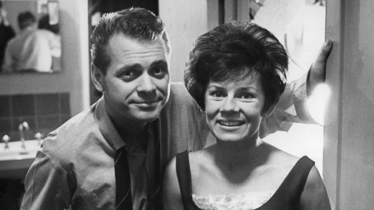 Lasse Lönndahl och Towa Carson