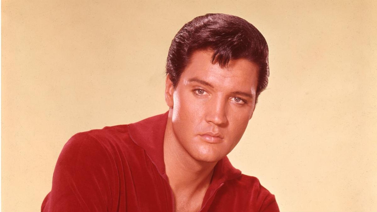 Elvis Presley med Devil in disguise.