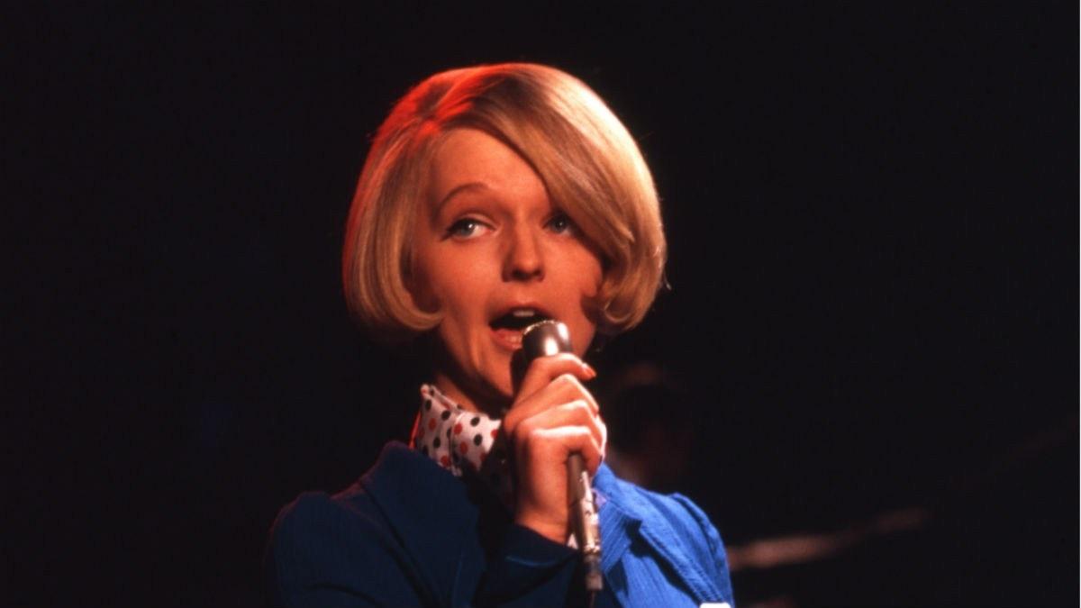 Mona Wessman, Melodifestivalen 1968