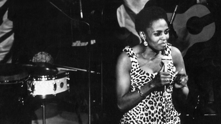 Miriam Makeba på Berns