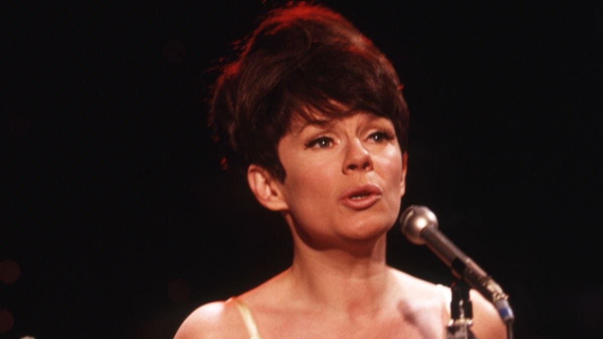 Towa Carson i Melodifestivalen 1968