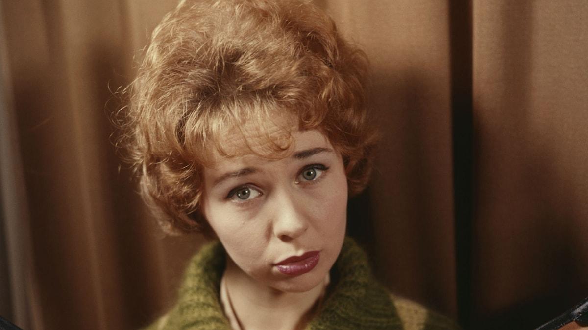Anita Lindblom 1962