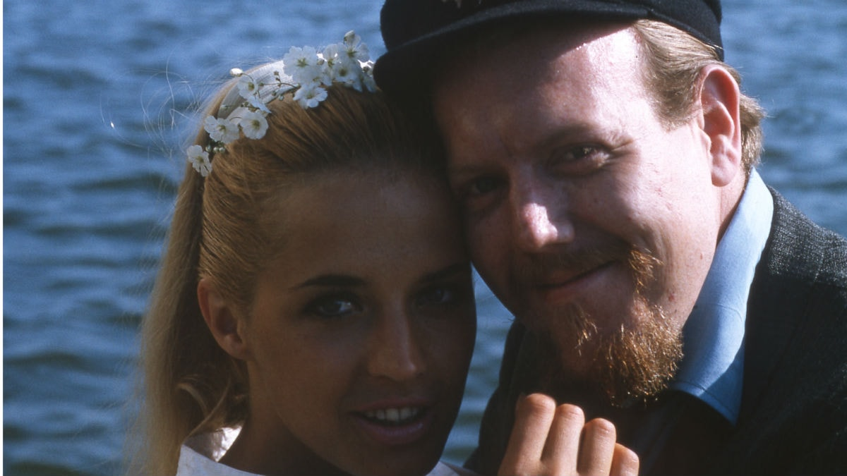 Barbro Lill-Babs Svensson och Svante Thuresson