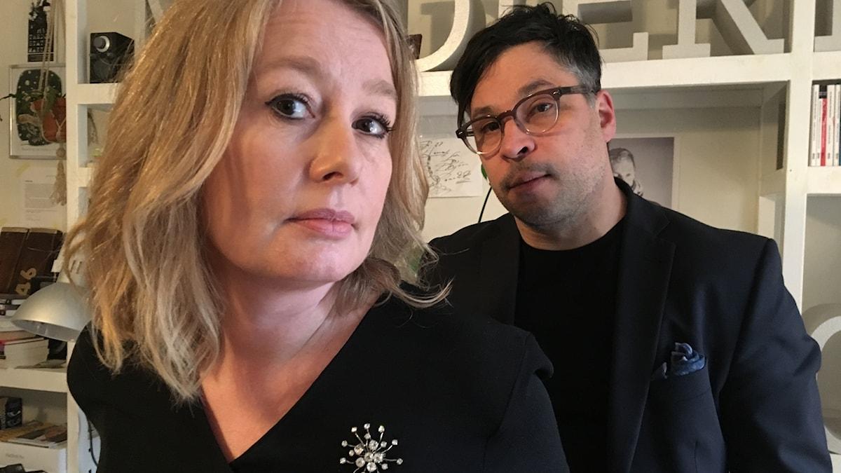 Åsa Linderborg Wikipedia: Om Sitt Sanningsanspråk Och Sina