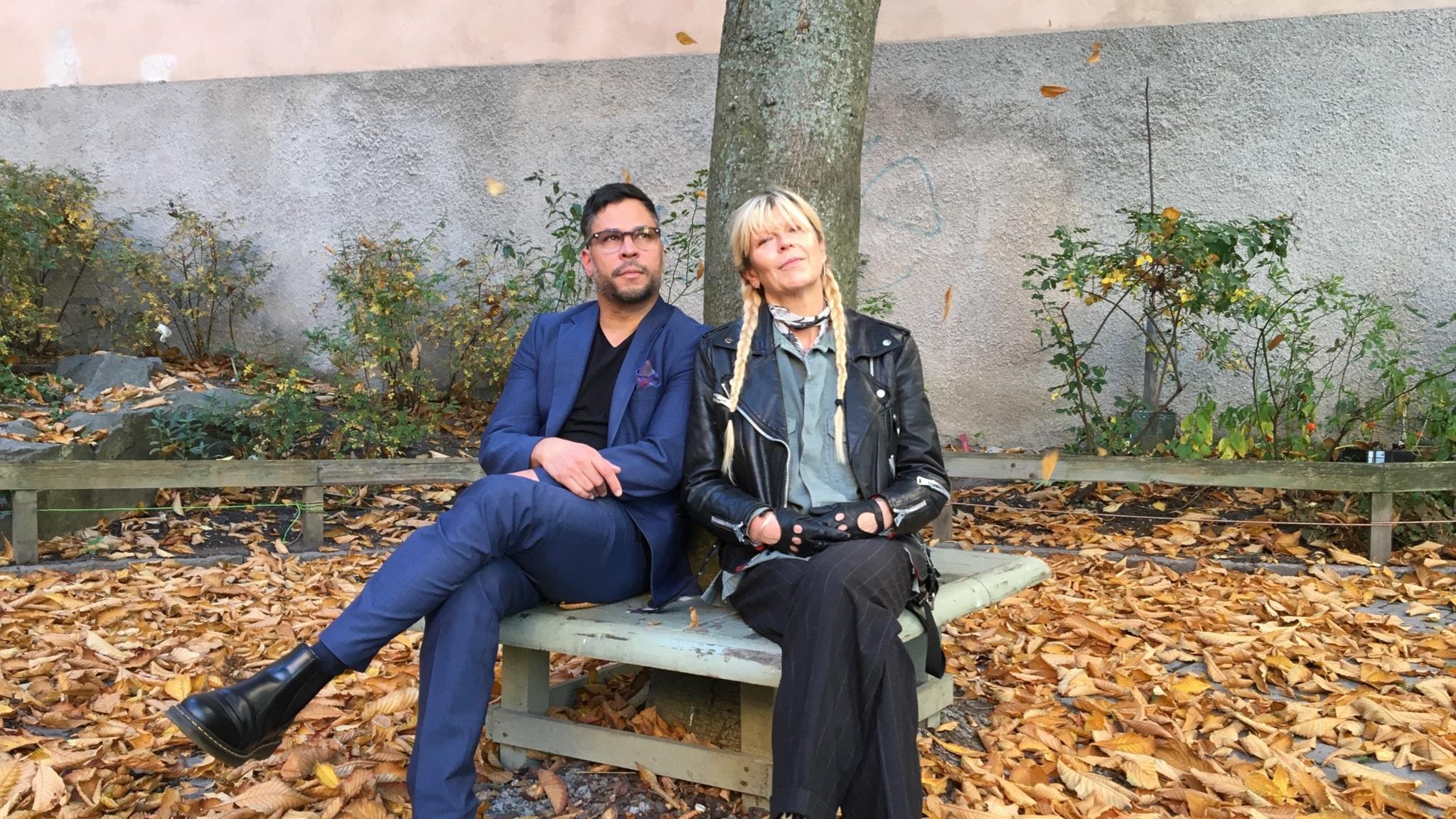 Kajsa Grytt – om punk och skam