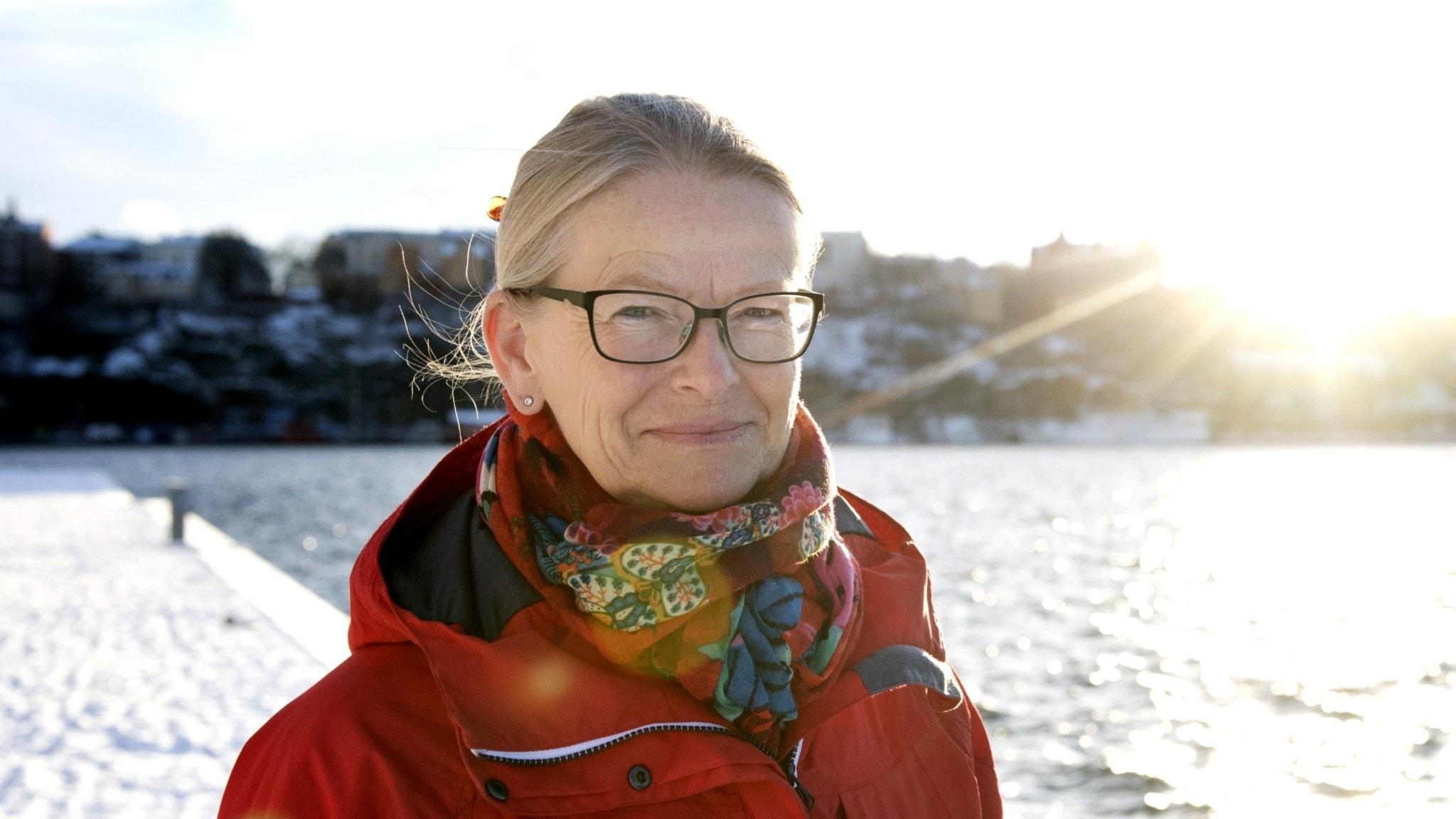 Anna Skarhed – en domare med fri lejd
