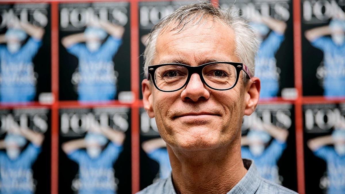 Johan von Schreeb. Foto: Elin Björklund/Fokus/TT