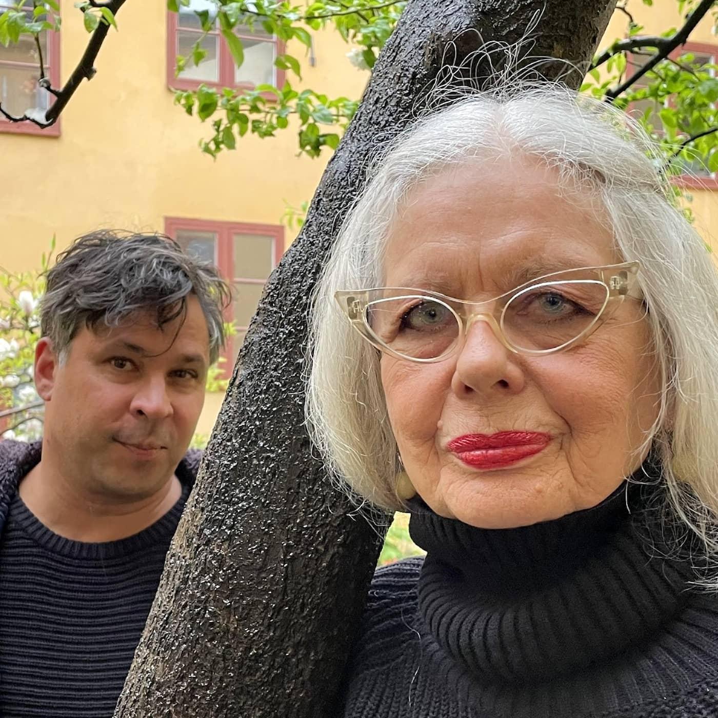 Marianne Lindberg De Geer – om föräldraskap, uppkäftighet och åldrande