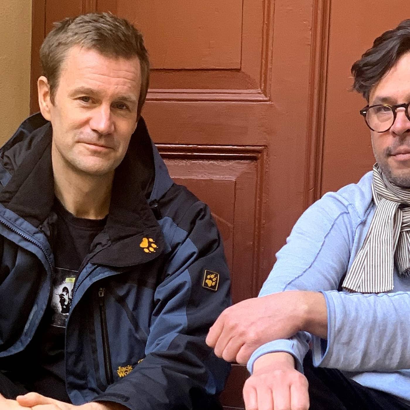 Johan Gustafsson – fånge hos al-Qaida