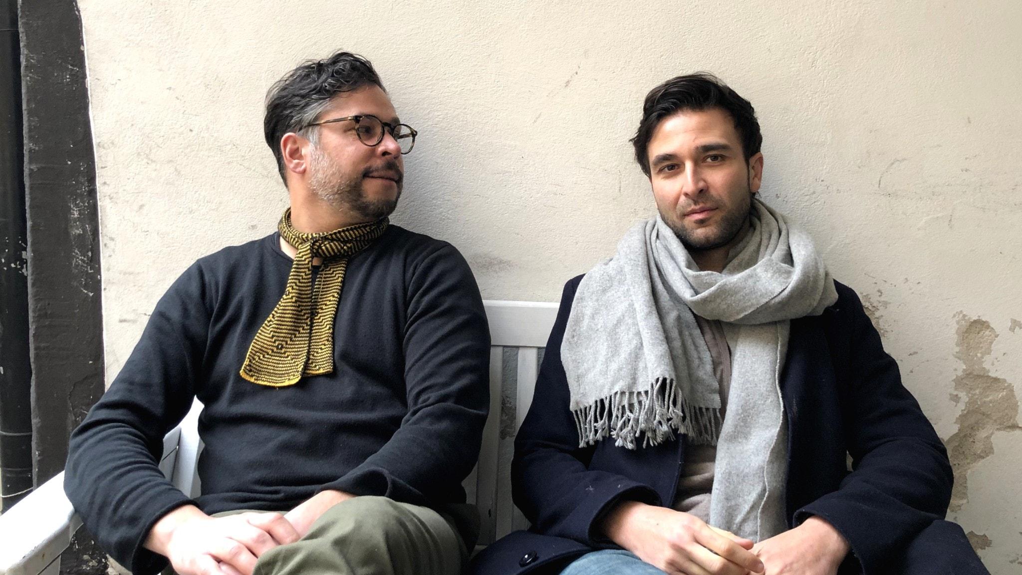 Arash Sanari – om att försöka bli svenskast på Tjörn