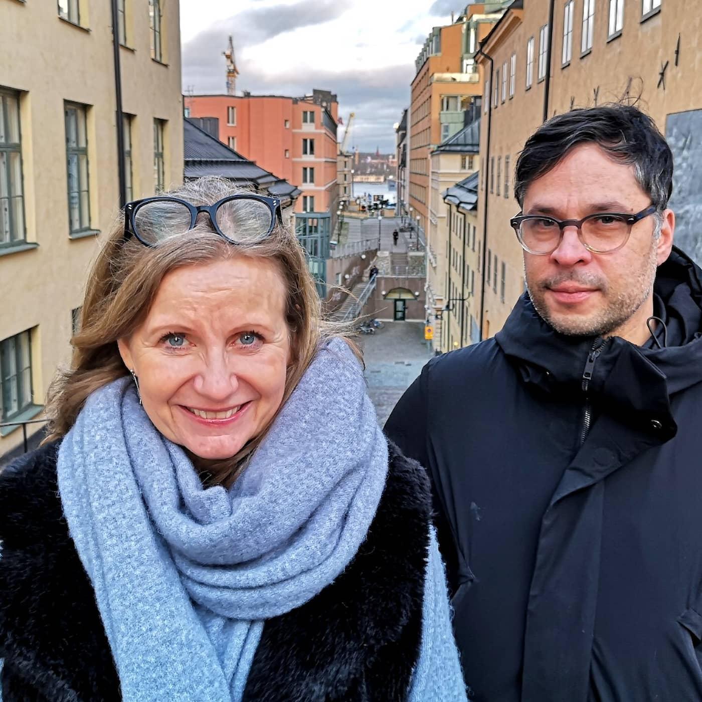 Hélène Barnekow – om jämställdhet, klimatångest och ledarskapsfloskler