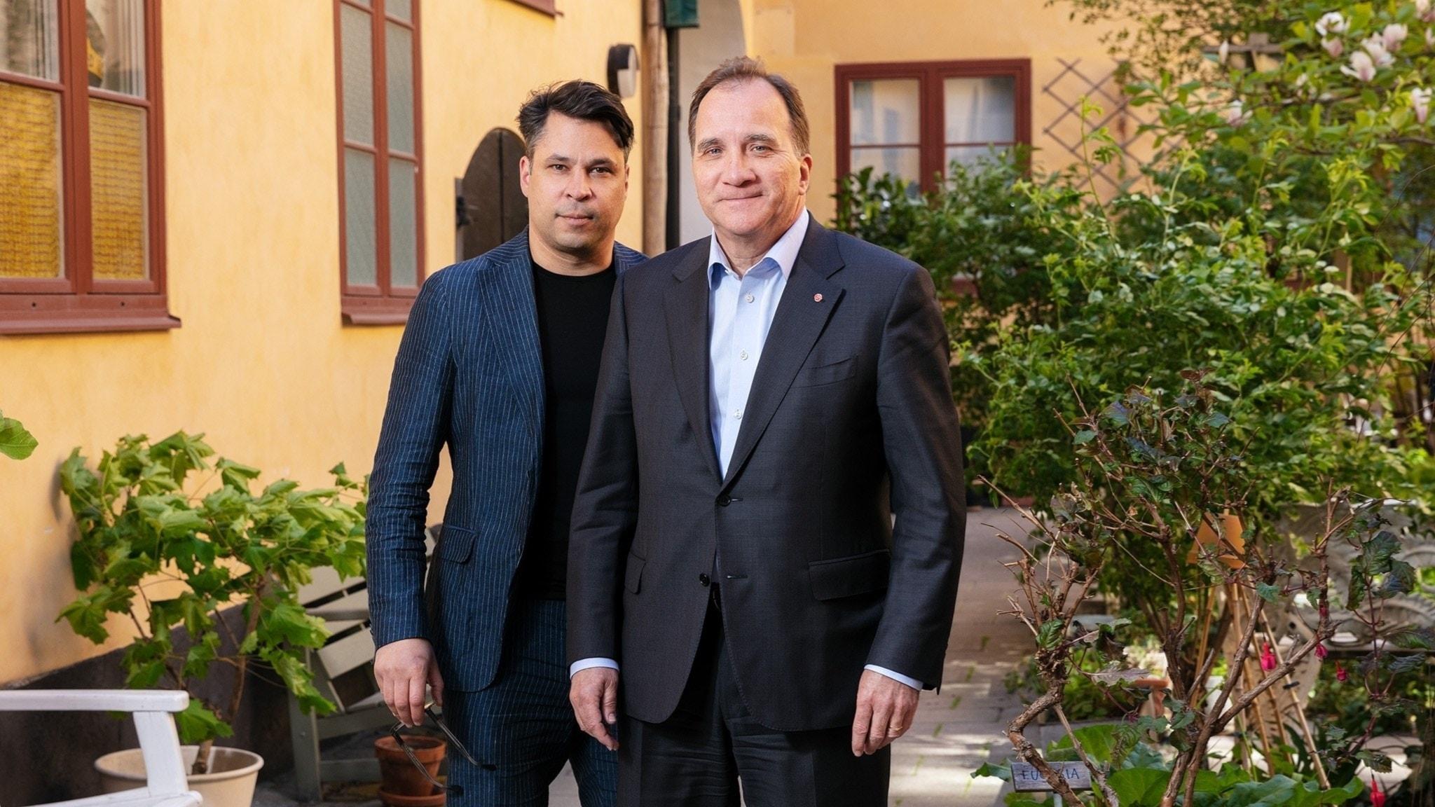 Stefan Löfven – om Jack, Ulla och mammorna - spela