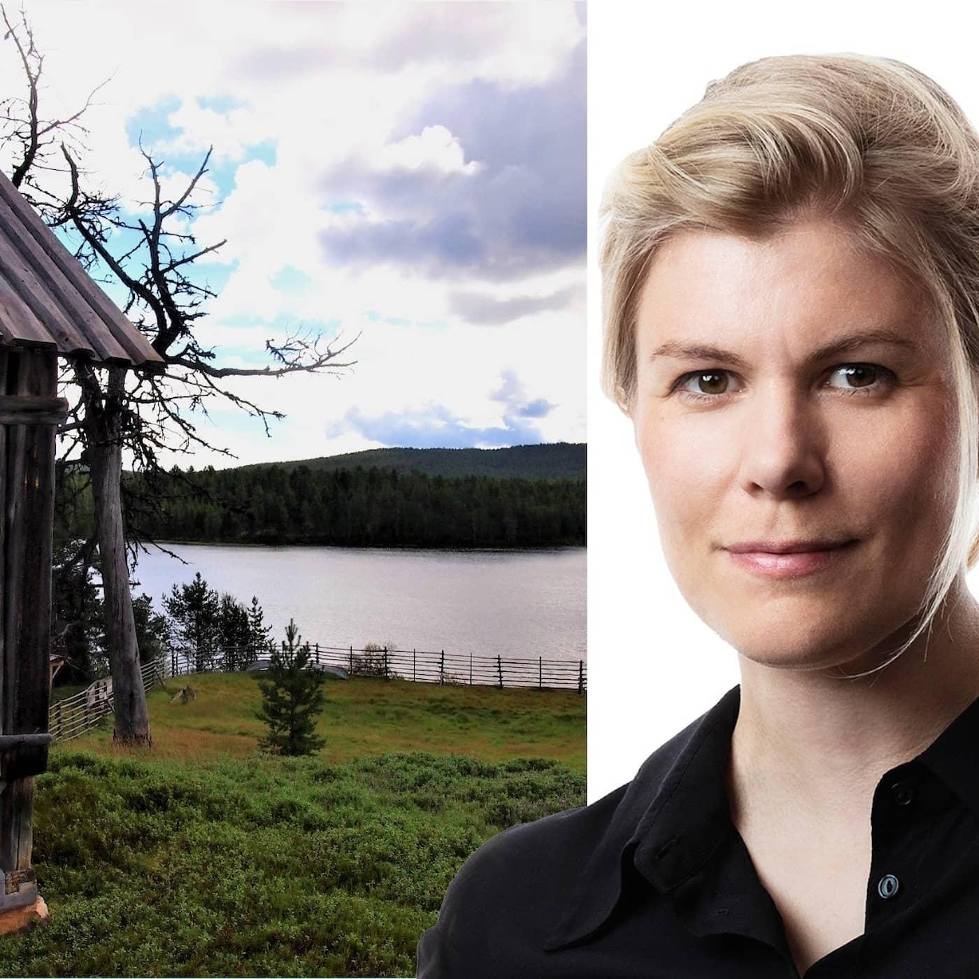 Världen är så stor – och liten samtidigt: Marina Nilsson Malmström, Helsingfors