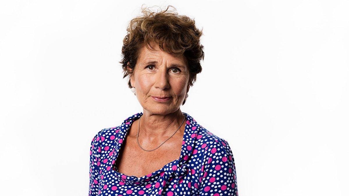 Alice Petrén,  migrationskorrespondent