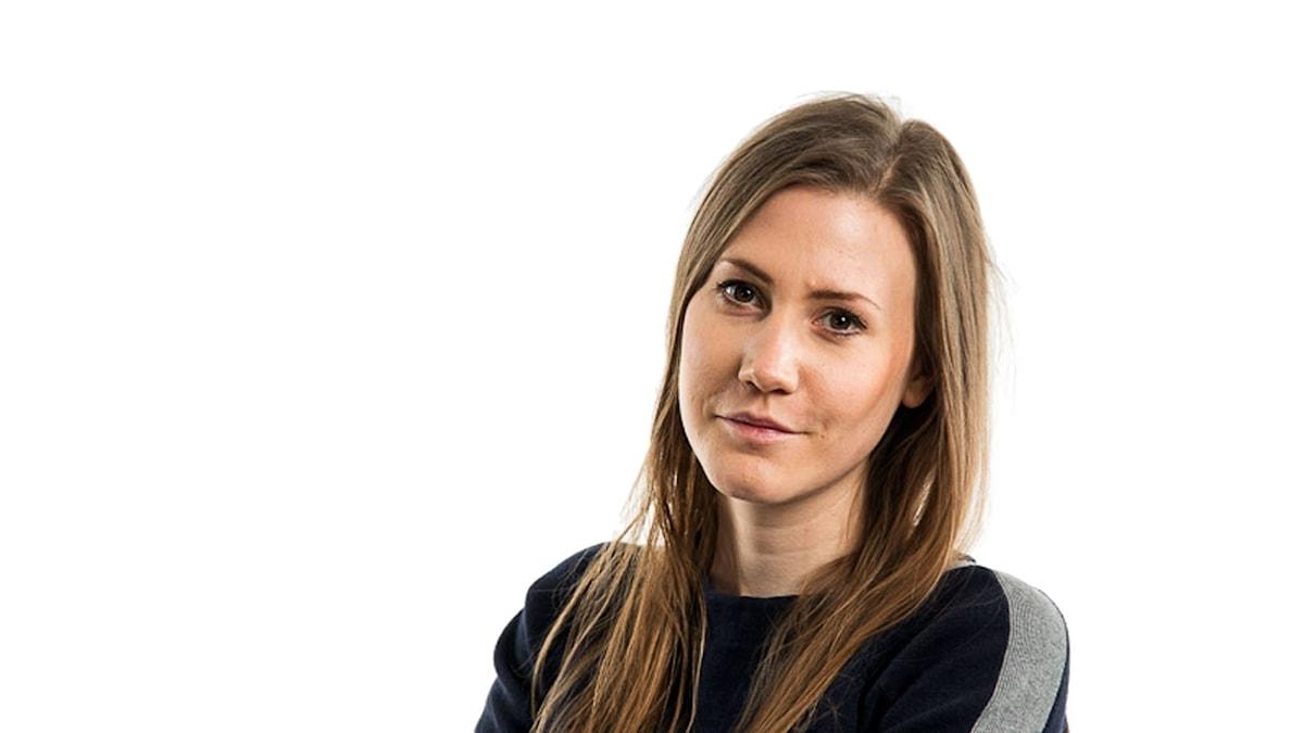 Sveriges Radios korrespondenter Caroline Kernen