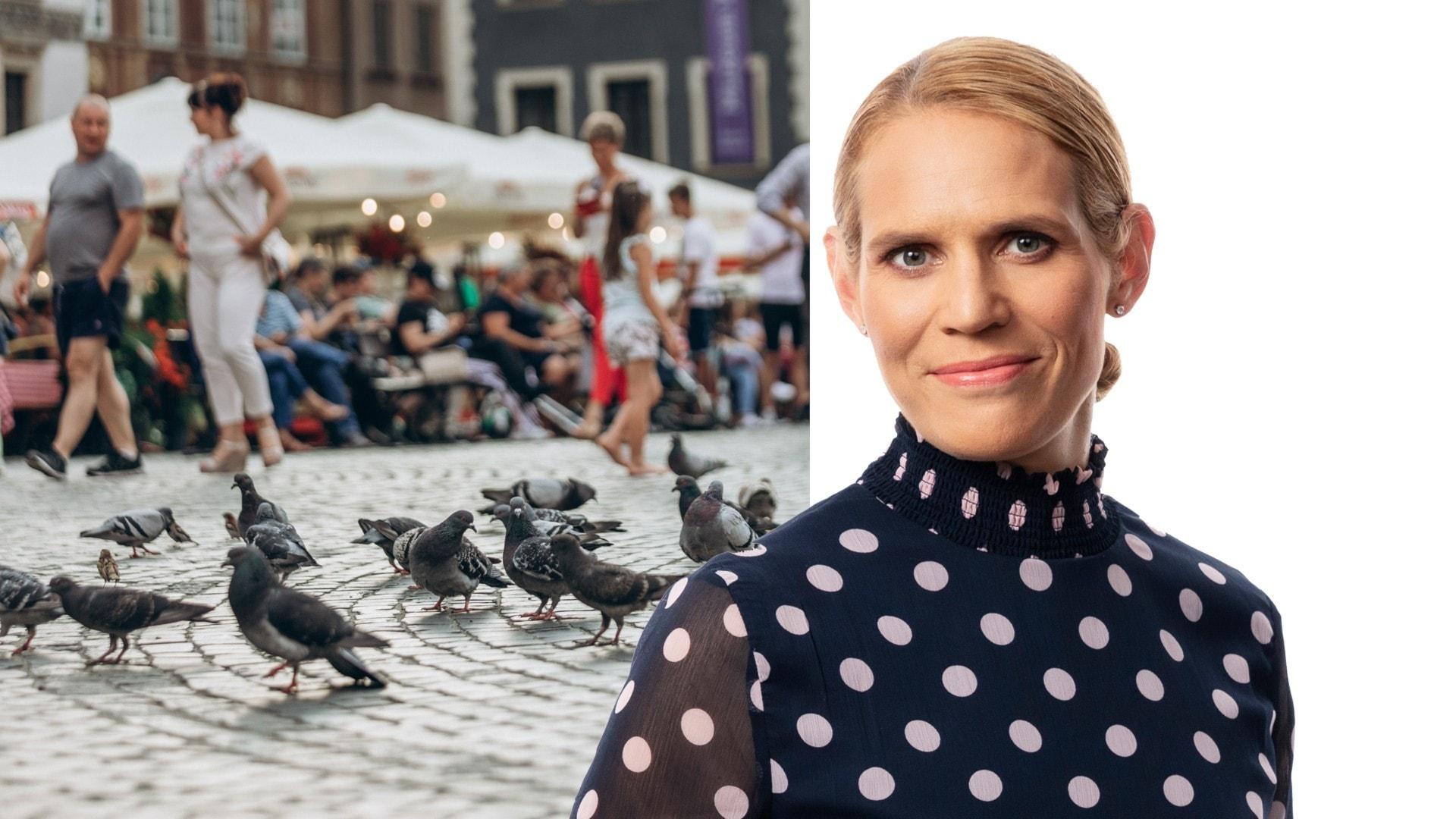 Att berätta om icke-nyheter: Erika Gabrielsson, Helsingfors