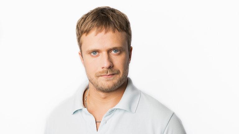David Carlqvist. Foto: Mattias Ahlm/Sveriges Radio.