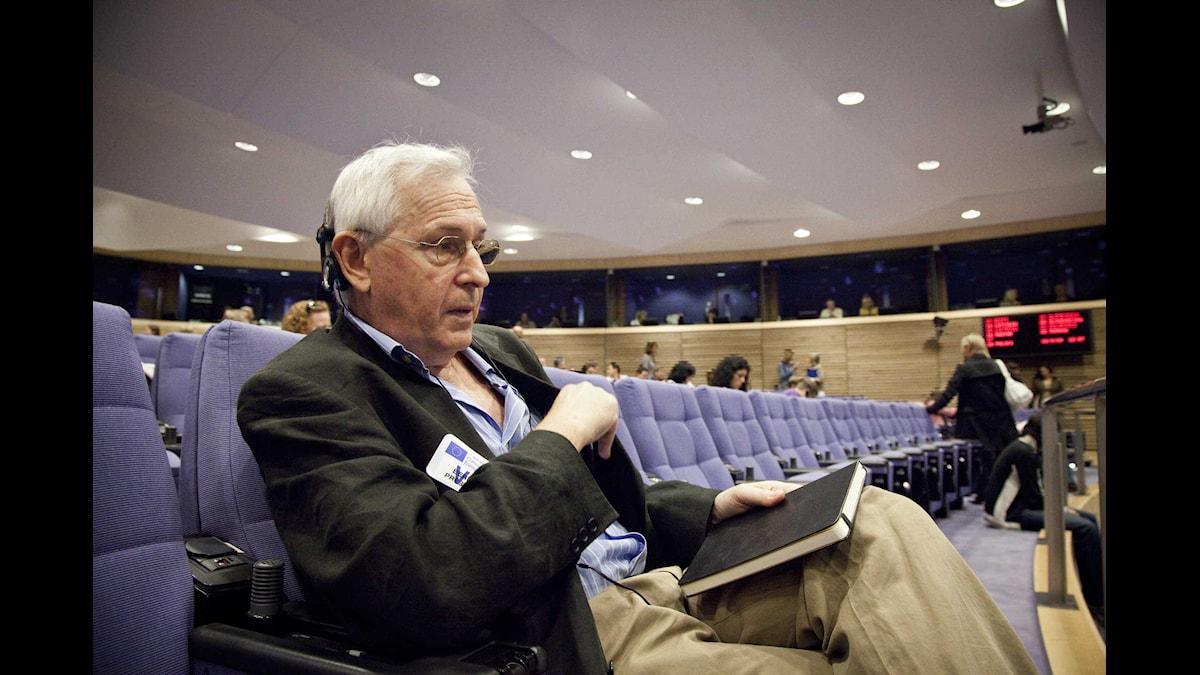 Herman Meltzer i Bryssel