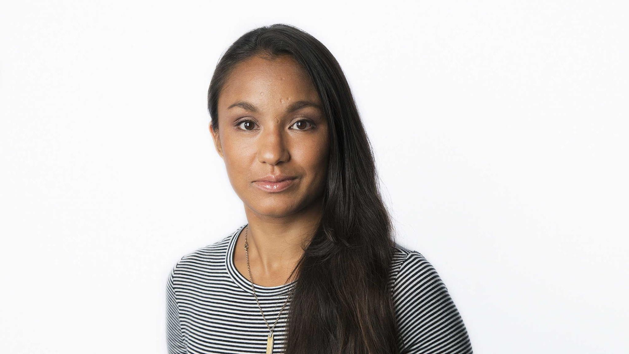 Paloma Vangpreecha. Foto: Mattias Ahlm/Sveriges Radio.