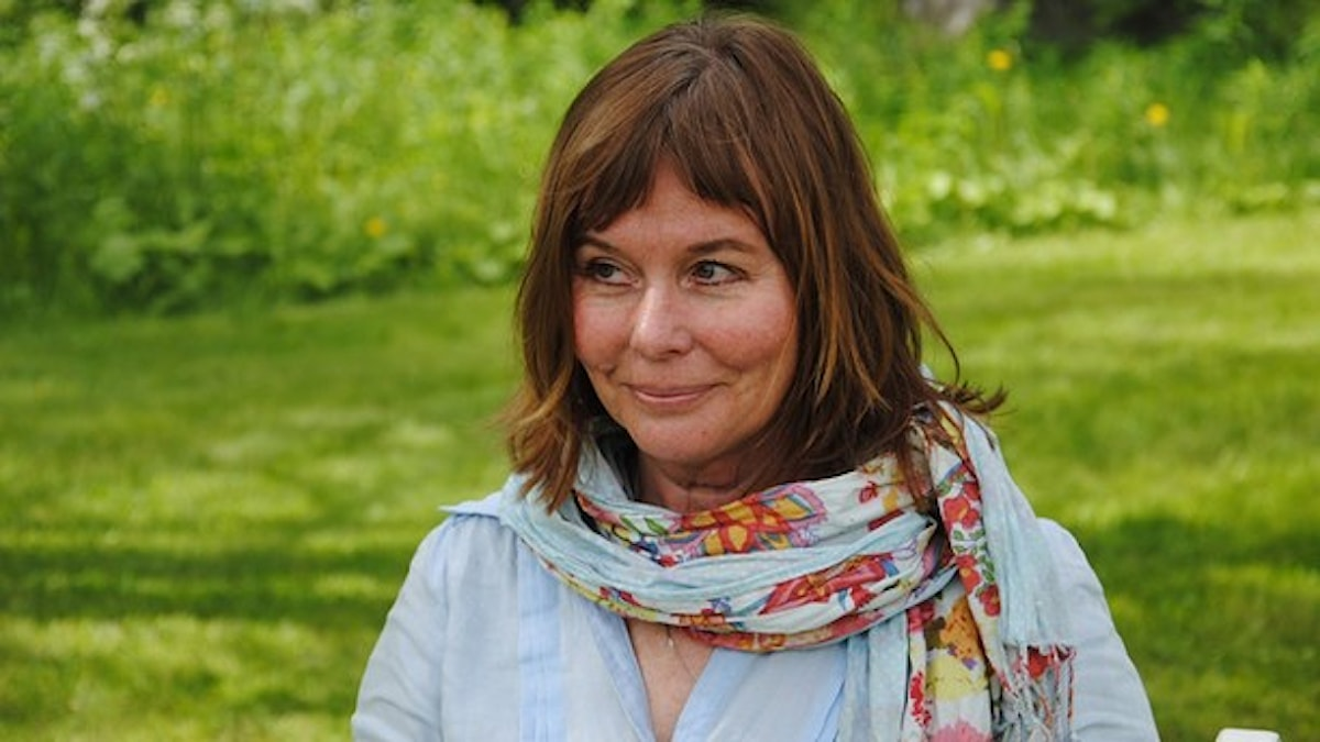 Eva Brännman. Foto: Sveriges Radio