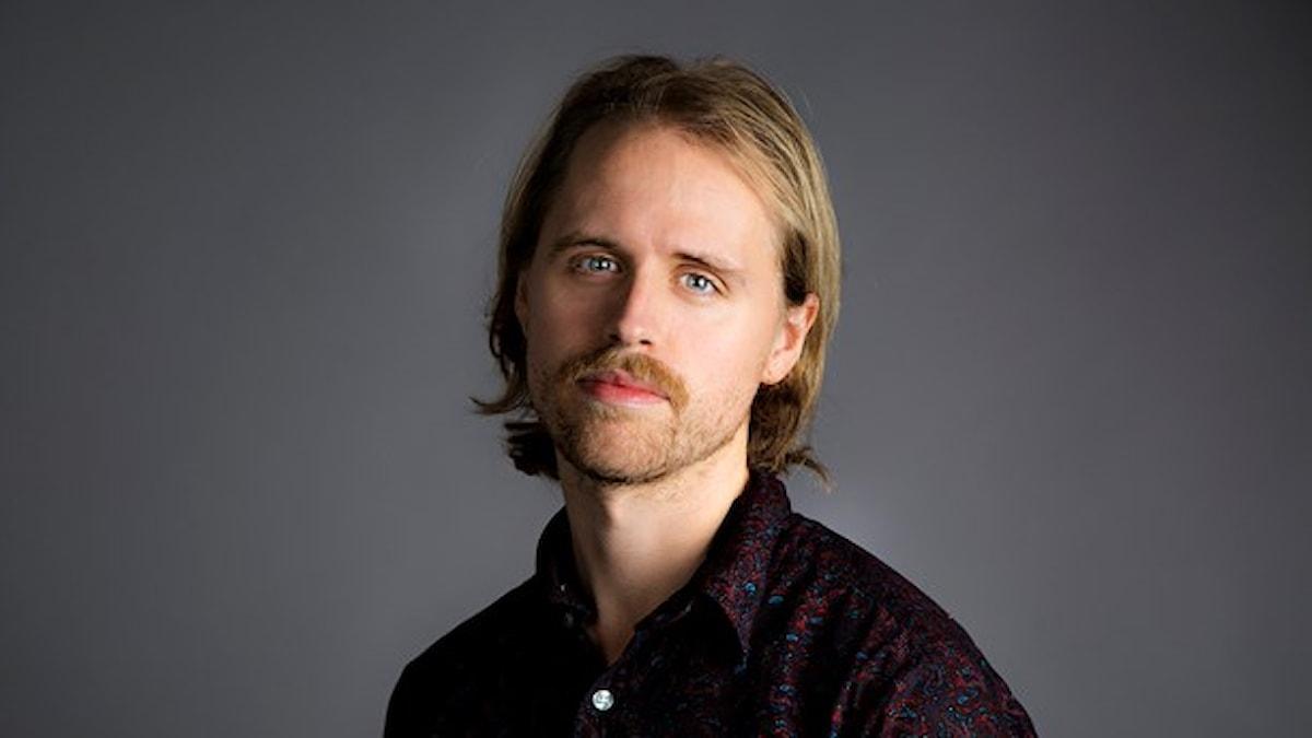 Martin Jönsson. Foto: Sveriges Radio