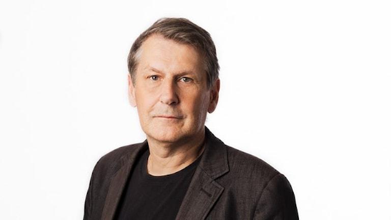 Sten Sjöström. Sveriges Radio P1. foto: Mattias Ahlm/Sveriges Radio