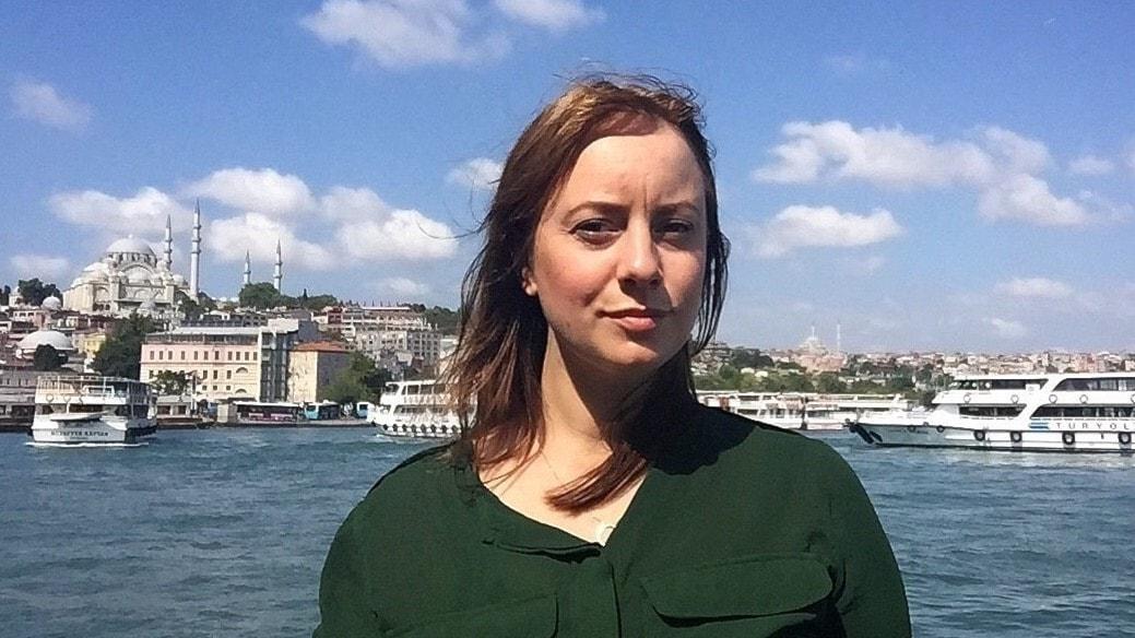 Jag har en bekännelse: Stephanie Zakrisson, Istanbul.