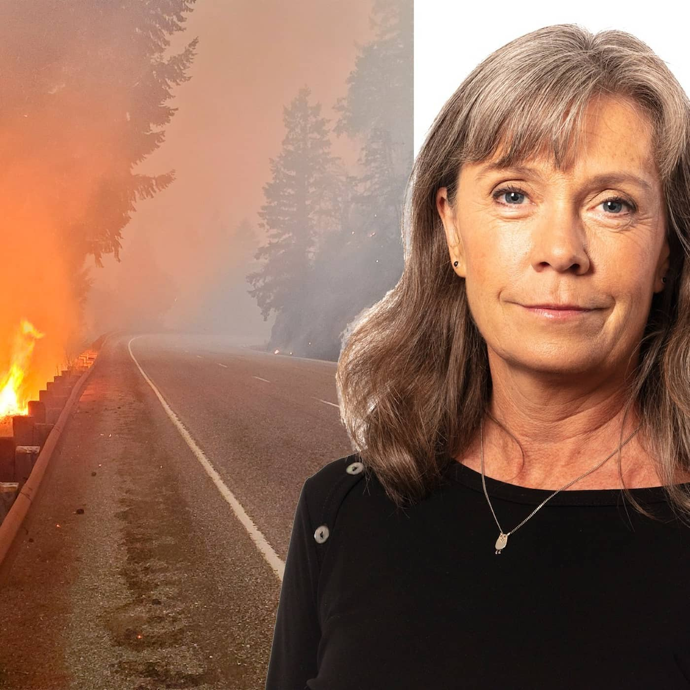 Kanske inte så roligt med rekord – i klimatkatastrofer: Nina Benner, Washington