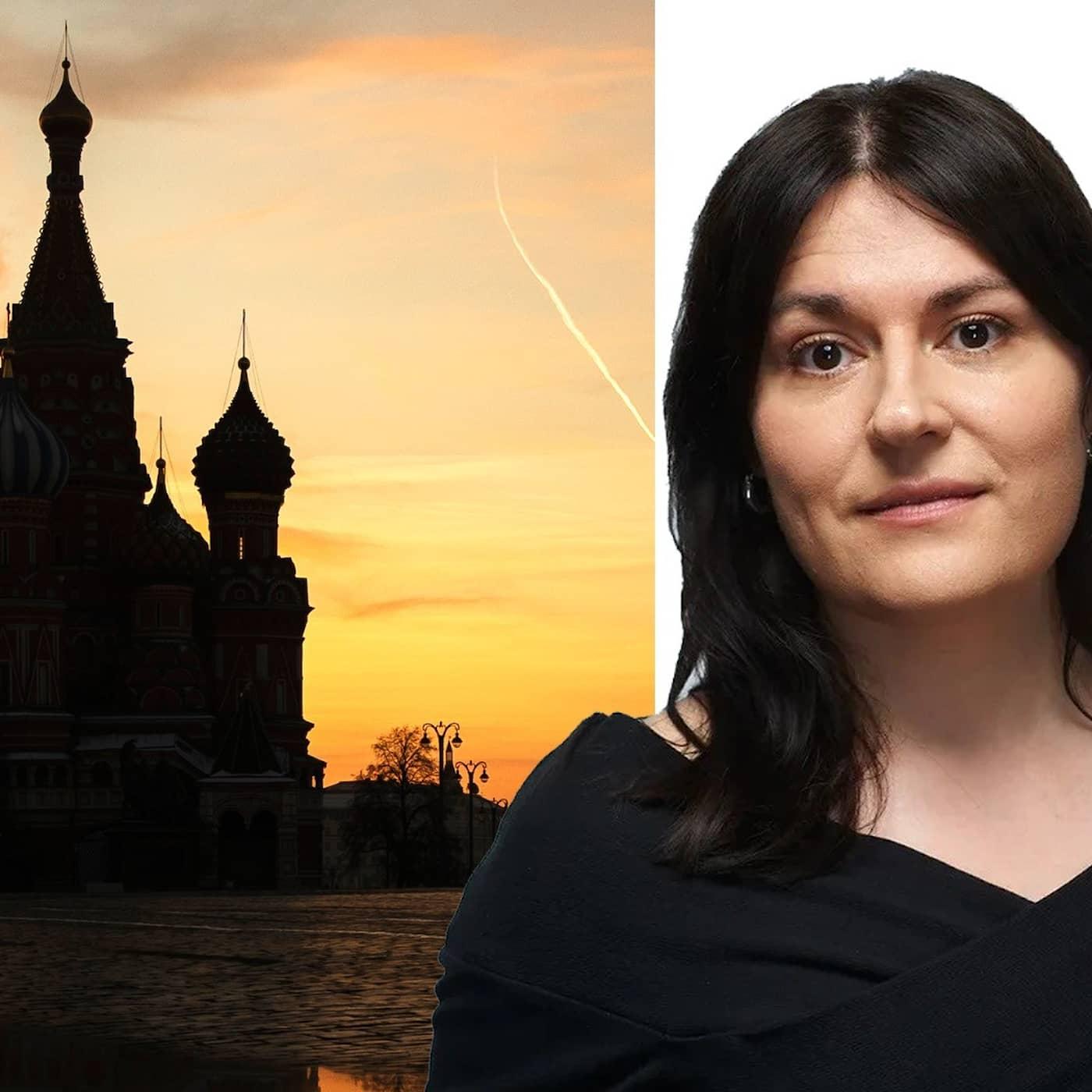 Från extravagans till förnedring i Gotham city: Maria Georgieva, Moskva
