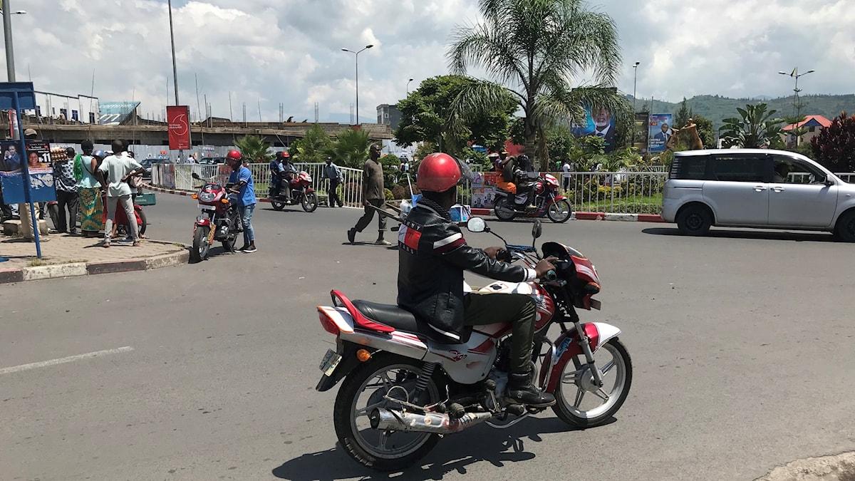 Goma, Kongo.
