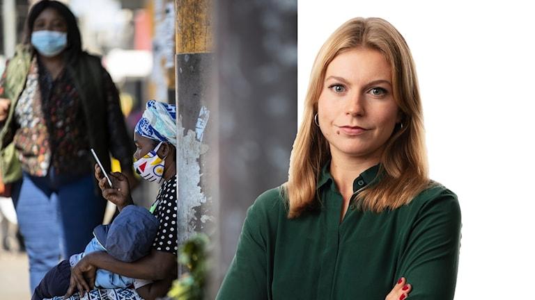 Digital omställning för late adopters: Isabelle Swahn, Stockholm