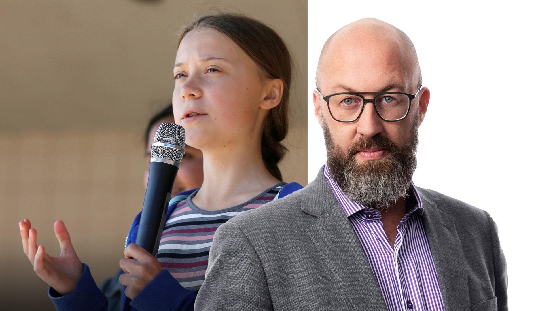 Greta Thunberg får inte fredspriset – i år: Jens Möller, Oslo